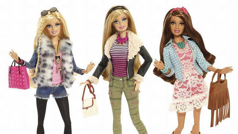 Les Jours De Barbi : Barbie histoire la mythique poupée arzhela s world