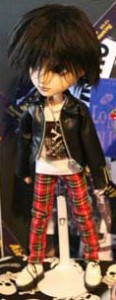 Prototype Taeyang Rock in Irish Pants 2009
