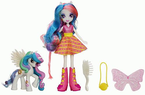 Equestria Girls Princess Celestia