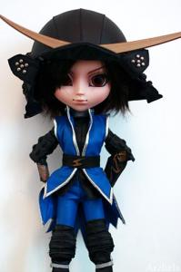 Fafnir Pullip Date Masamune stock