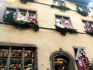 Marche Noel Alsace 2017 Riquewihr