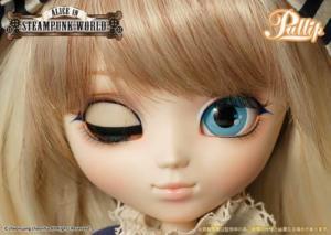 Pullip Alice in Steampunk world 2015