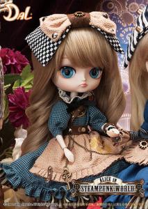 Dal Alice in Steampunk World 2016