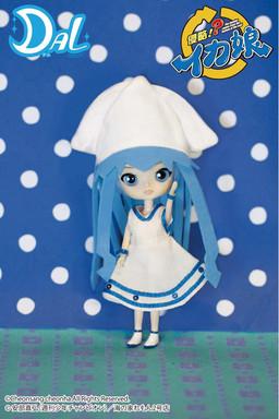 Little Dal + Docolla Ika Musume 2011
