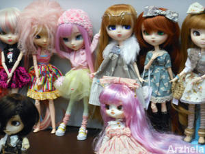 Little Dolls Paris 2015