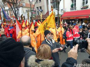 Défilé Nouvel An Chinois 2015 Paris 13