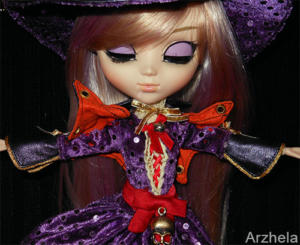 Arzhela photo 2012 Pullip Banshee