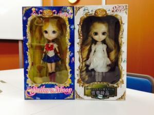 Arzhela Pullip Kirakishou 2014 Pullip Sailor Moon boxed