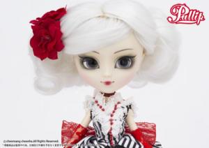 Arzhela Pullip Scarlet septembre 2014