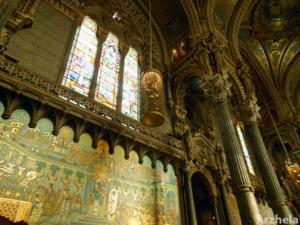 Basilique Notre-Dame de Fourvière 2014
