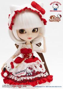 Pullip Hello Kitty 45th anniversary 2019
